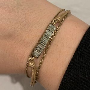 Chloe and Isabel stacking bracelet
